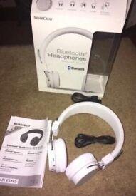 Headphones Bluetooth brand new boxed
