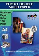 A4 Brochure Paper