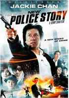 JACKIE CHAN - NEW POLICE STORY. DVD.