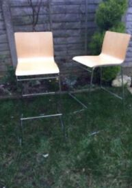Stools x2 £20 for both