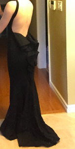 DESIGNER PROM DRESSES SIZE EXTRA SMALL/SMALL