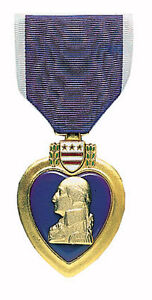 The Purple Heart Medal Original