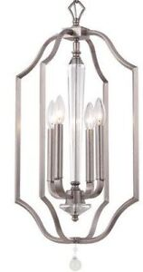 14 Inch Wide Foyer Pendant - BRAND NEW!