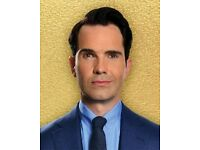 2 Jimmy Carr tickets at the apollo 28th April