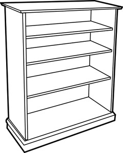 Looking for a book shelf