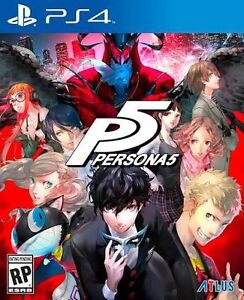 Looking to buy Persona 5 PS4 Mitcham Mitcham Area Preview