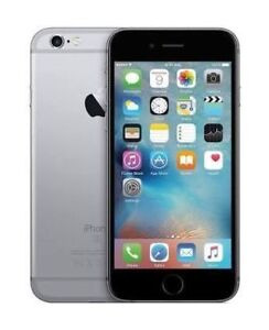 One month old iPhone 6 32gb unlocked