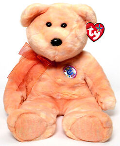Sunny the Bear Ty Beanie Buddy stuffed animal - online exclusive