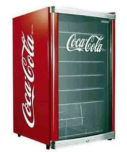 coca cola k hlschrank ebay. Black Bedroom Furniture Sets. Home Design Ideas