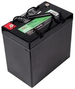 Interstate Sealed Lead Acid AGM Large Deep Cycle Battery DCM0055