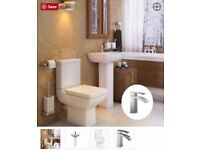 basin and toilet suite from as low as £239