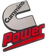 Cummins Power Emblem