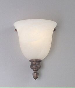 Murray feiss 6 inch country morning wall sconce