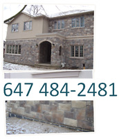 Residential & Commercial Exterior Stucco Removal 647 484-2481