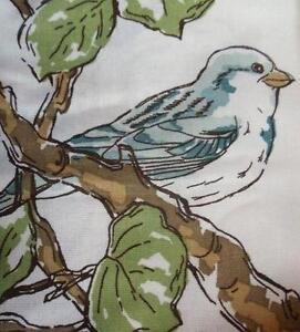Bird Shower Curtain Ebay