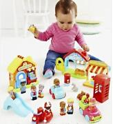 Happyland Village Set