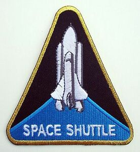 SPACE-SHUTTLE-NASA-Crew-Embroidered-Uniform-Patch
