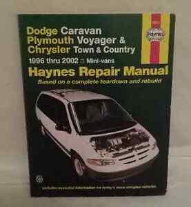 Haynes Repair Manual: Dodge Caravan-Plymouth Voyager-Chrysler