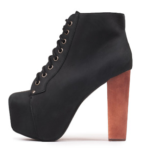 Jeffrey Campbell LITA Booties *(HALF THE ORIGINAL PRICE)*