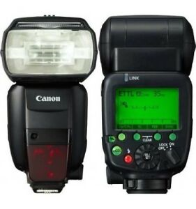 Flash Canon 430EXII plus diffuseur Gary Fong