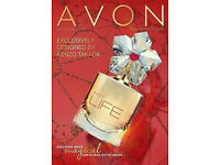 Let me be your Avon rep.