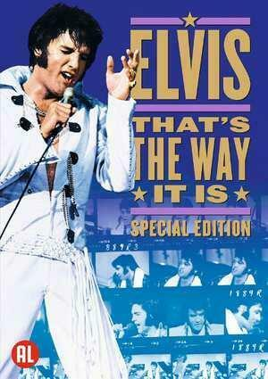 Elvis - That's The Way It Is - DVD