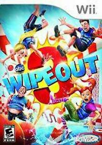 Wii Wipeout