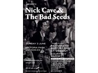 All Points East-London-Sunday 3 June- 2 x tickets @ £60 each available