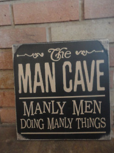 Wanted: Looking to buy ManCave items