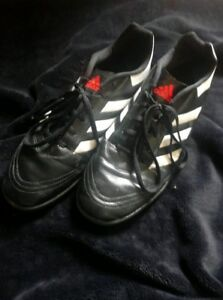 Adidas indoor soccer/sports cleats