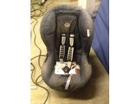 Römer (Britax) King - classic Line Group 1 Car Seat: Grey 9-18 kg