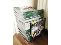 Collection of Motor Sport magazines