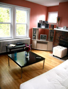 4 BDRM FLAT-PEPPERELL ST-5 APPL-NEW WASH&DRY-3 MINS DAL-MAY 1!!!
