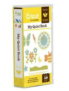 Cricut My Quiet Book cartridge - $30