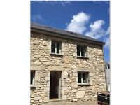 3 bedroom house to rent in the country close to St. Ives.