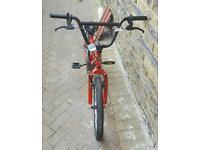 Bmx bike trax