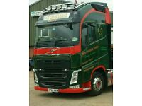 HGV Class 1 Drivers (trampers)