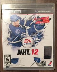 Collection NHL EA sports sur PS3 ( 8 jeux ) Gatineau Ottawa / Gatineau Area image 4