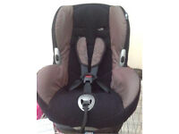 Maxi Cosi seat. Freshly washed. FREE DELIVERY