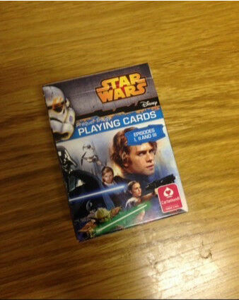 Star Wars Playing Cards Brand New Never Used Can Deliver Locally for £5
