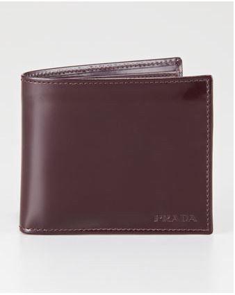 red prada purse price - Prada Saffiano Wallet | eBay