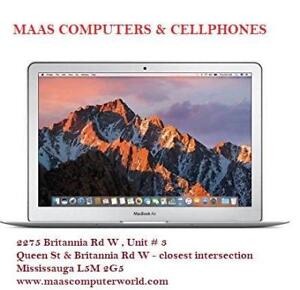 "MACBOOK AIR 13"" INCH CORE I5 4GB RAM 256 SSD    ##MISSI"