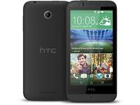 HTC desire 510 on 02, Tesco, Giff gaff