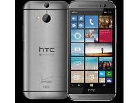 HTC ONE M8 UNLOCKED FOR IPHONE ?