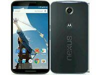 Sealed Motorola Nexus 6 XT110 Unlocked 32GB 5.96 inch screen