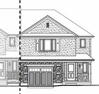 Doon Creek - Custom Losani Townhome - Lot 109