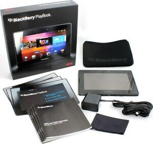 LNIB BLACKBERRY PLAYBOOK, 64GB