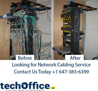 Network Cabling Service