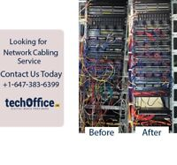 Expert Network Cabling Service
