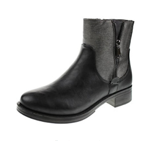 Brand New Women's Faux Leather Boot's SZ 9, Wear Them All Year